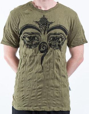 Tshirt Sure Buddha Eyes