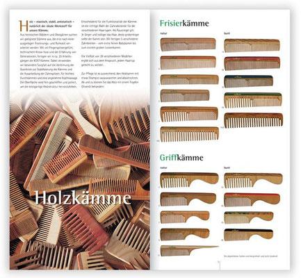 Produktseiten - Holzkämme