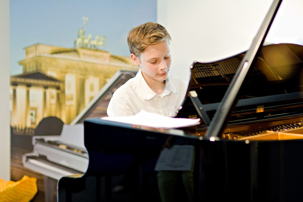 Bechstein Klaviere, die kleinen Klavierbauer