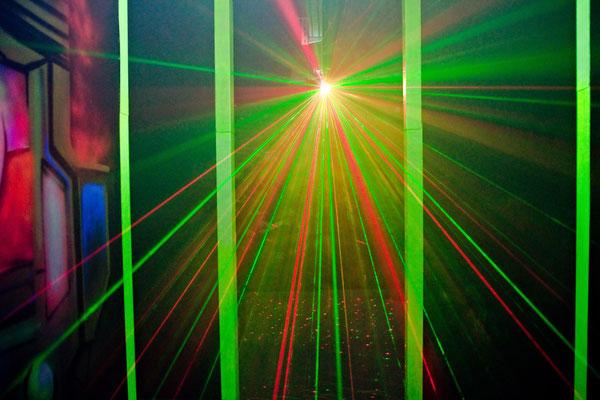 Lasertag Hamburg St. Pauli