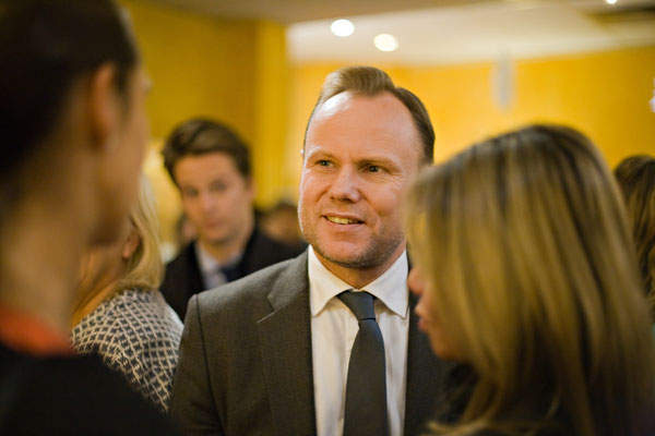 Andy Grothe, Innen- und Sportsenator Hamburgs
