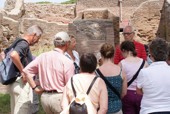 Geschichten aus Ostia Antica