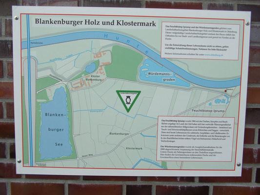 Blankenburger Holz und Klostermark