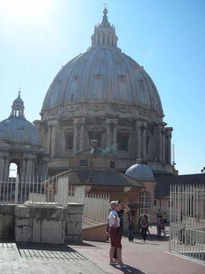 Auf der Peterkirche