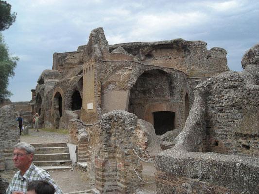 Hadrians Villa.