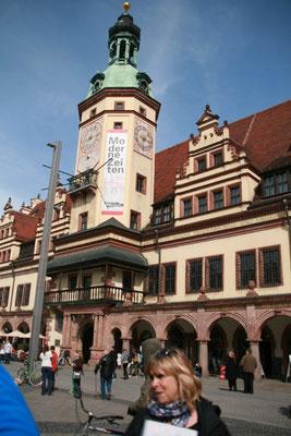 altes Leipiziger Rathaus