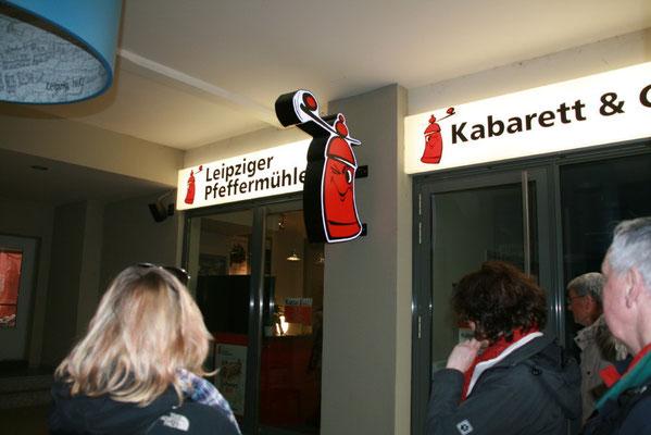 Leipzigs berühmtes Kabarett