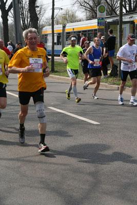 unser schnellster 10km-Läufer