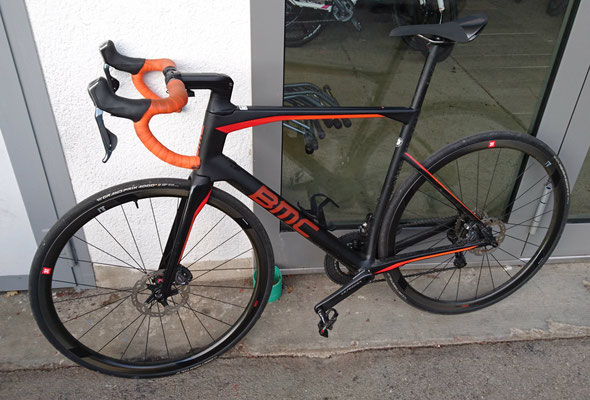 BMC Road Machine SLR02 Di2