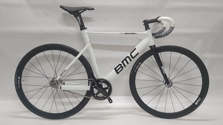 BMC Track Machine 02 -  2019