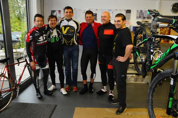 Team Velo Galerie Kerzers
