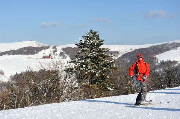 Ski alpin à La Bresse Hohneck
