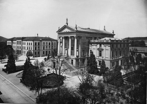 Aussenansicht, ca. 1895