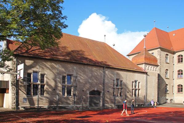 Parlerhalle   -   Foto: Friedrich Kopper
