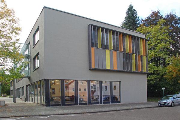Nebengebäude   -   Foto: Friedrich Kopper