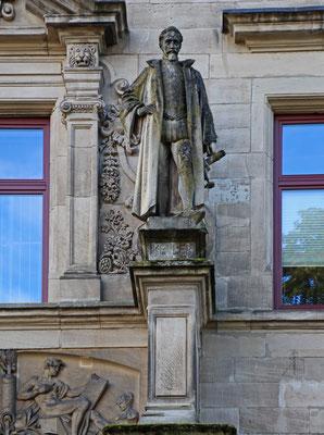 Johannes Kepler Pate   -   Foto: Friedrich Kopper