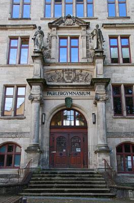 Haupteingang   -   Foto: Friedrich Kopper