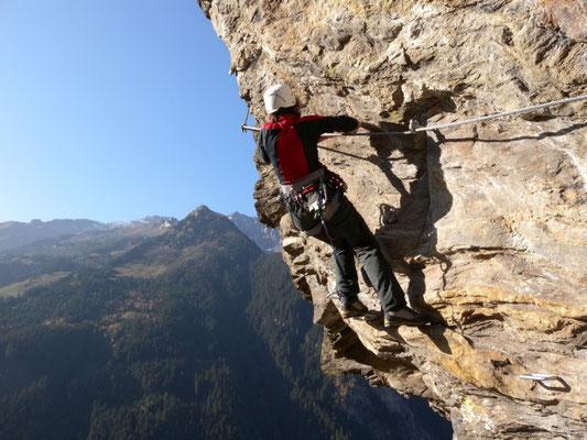 Klettersteig Nasenwand : Klettersteig nasenwand klettern zillertal herzlich willkommen in