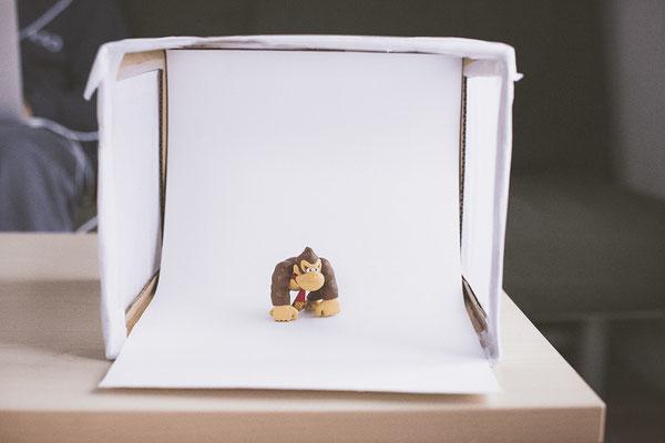 professionelle produktfotos mit einer lightbox jimdo. Black Bedroom Furniture Sets. Home Design Ideas