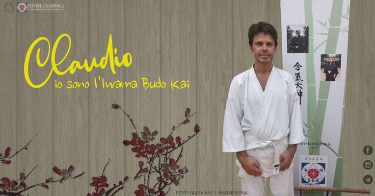 Claudio #iosonoibk