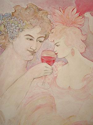 Bacchus und Venus