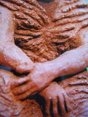 Erdenfrau Detail