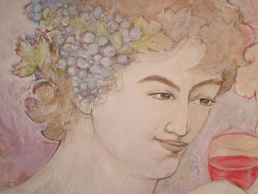 Bacchus Detail