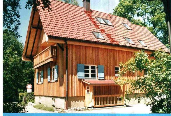Sanierung eines bestehenden Einfamilienhauses