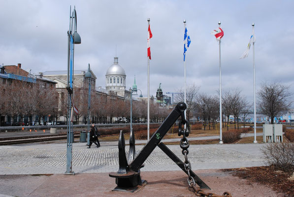 Montreal Old Harbour