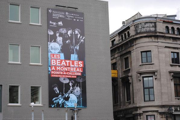 die Beatles kommen? - da wird sich Herrchen aber freuen