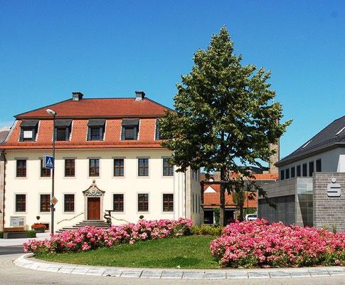 Gemeinde Neuhof - Rathaus