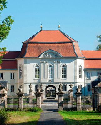 Gemeinde Eichenzell - Schloss Fasanerie