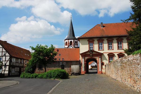 Gemeinde Hosenfeld - Ort