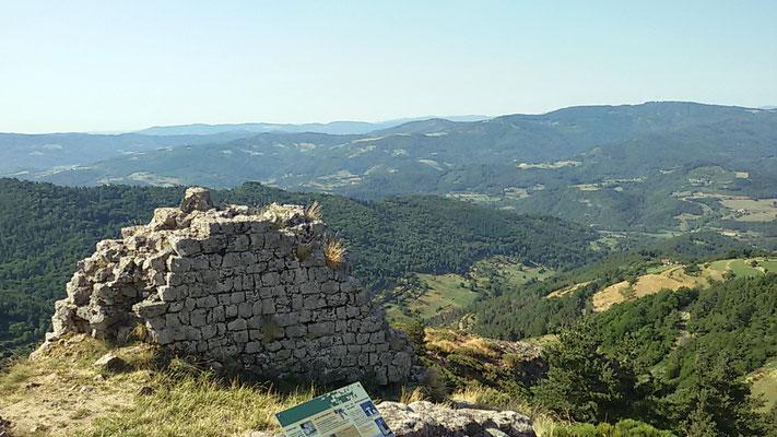 Nozières entre Lamastre et Lalouvesc - Pays de Lamastre - Ardèche 07