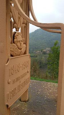 Lafarre sur la route de Lalouvesc - Pays de Lamastre - Ardèche - 07