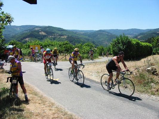 l'Ardéchoise passe par Lamastre - Ardèche 07