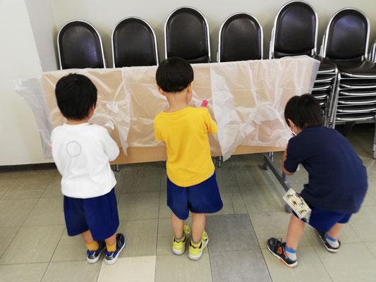 どれみLABO 幼稚園 リトミック