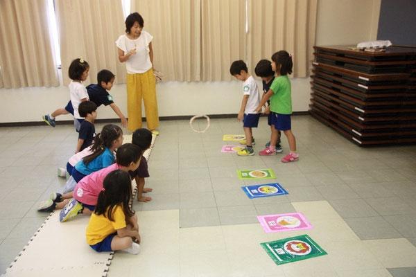 幼稚園リトミック どれみ音楽教室 ドレミファソ・・
