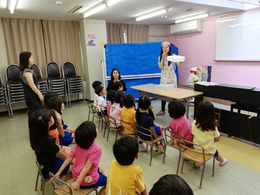 どれみ音楽教室 幼稚園リトミック どれみらぼ 音のお料理教室