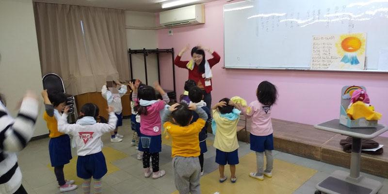 どれみ音楽教室 幼稚園リトミック おふろでリトミック
