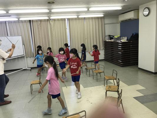どれみLABO 幼稚園 リトミック みんなのどれみ 楽器演奏