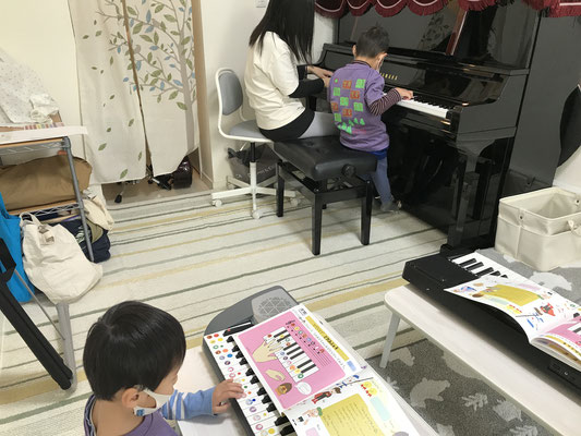 どれみLABO リトミック プレピアノ みんなのどれみ おにぎり