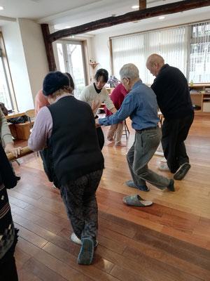 どれみLABO 音楽健康サロン 音楽療法 高齢者 介護予防 健康促進