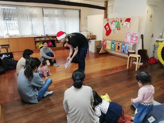 どれみ音楽教室 どれみらぼ どれみランド 英語リトミック クリスマス
