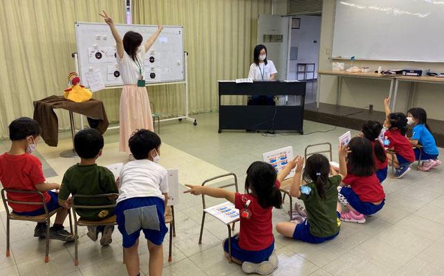 どれみLABO 幼稚園 リトミック プレピアノ みんなのどれみ④