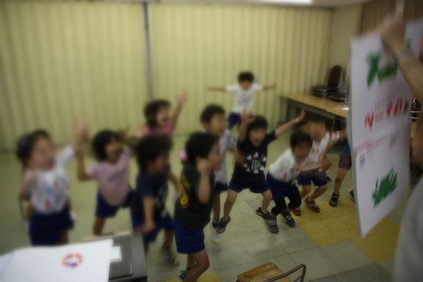 幼稚園リトミック どれみ音楽教室