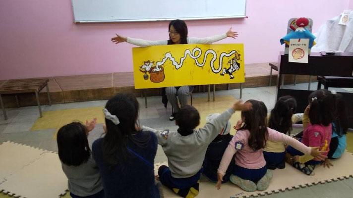 どれみ音楽教室 おもちつき 幼稚園 リトミック