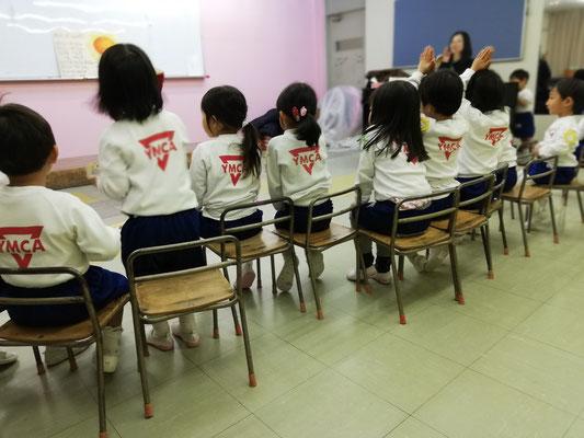 どれみ音楽教室 幼稚園 リトミック ゆきだるま