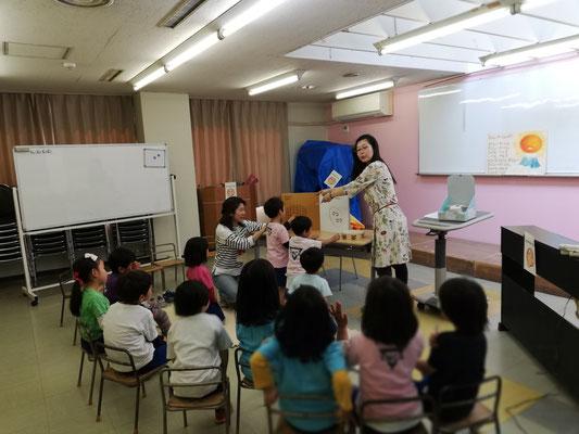 どれみ音楽教室 幼稚園リトミック