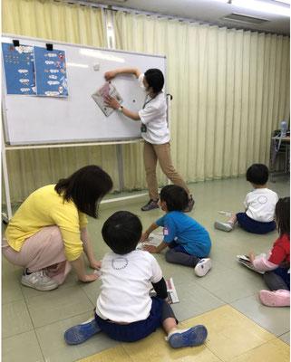 どれみLABO リトミック 幼稚園 こいのぼり みんなのどれみ